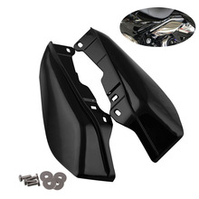 Air Deflector Trims Motorcycle Modified Deflector Decoration Suitable for Harley Touring Touring Road King 2009-2016 C77 window deflector for mitsubisi pajero 2 1990 2004 rain deflector dirt protection car styling decoration accessories molding
