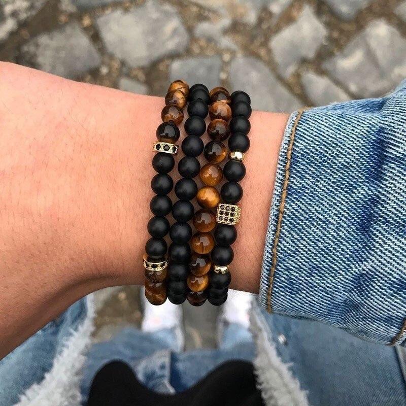 H5050dc7f70db44b4a827d08ac8cff9b3W - Luxury  Stone Bracelet