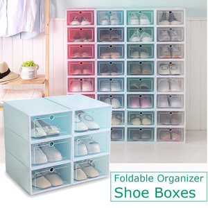 Multifunction Plastic Shoe Box