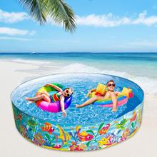 Inflatable Pool Baby Swimming Pool Child Summer Kid
