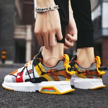 New Shoes Men Sneakers Fashion High Quality Spring Brand Design Fall Men