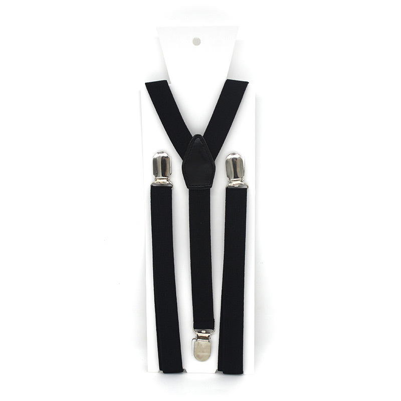 Adult Universal Suspender Strap Clip Pants Camisole Suspenders Suspender Pants Of Suspender Strap Large Elasticity Ultra-Fine Su