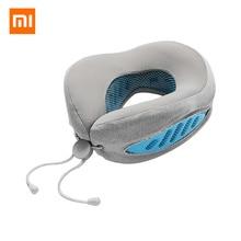 Original MI Mijia LF คอหมอนคอผ่อนคลายกล้ามเนื้อ SLEEP หมอน U Shape Neck Cushion สบายหมอนสำหรับโฮมออฟฟิศ TRAVEL