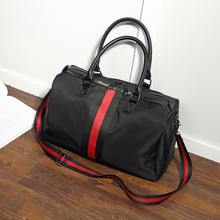 Large Capacity Travel Bags Men Women Waterproof Shoulder Duffle Oxford Cloth Big Handbag Folding Bag For Trip