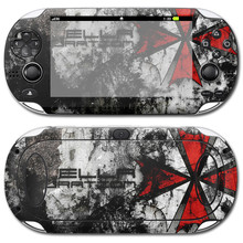 Nowa naklejka na PS Vita PSV 1000 gry wideo skórki naklejki skóra winylowa Ptotector naklejka pokrywa dla Play Station PSV1000