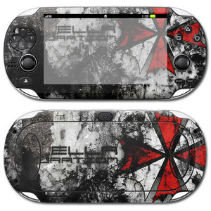Image 1 - Новая наклейка для PS Vita PSV 1000 шкуры для видеоигр наклейка s виниловая наклейка на чехол для Play Station PSV 1000
