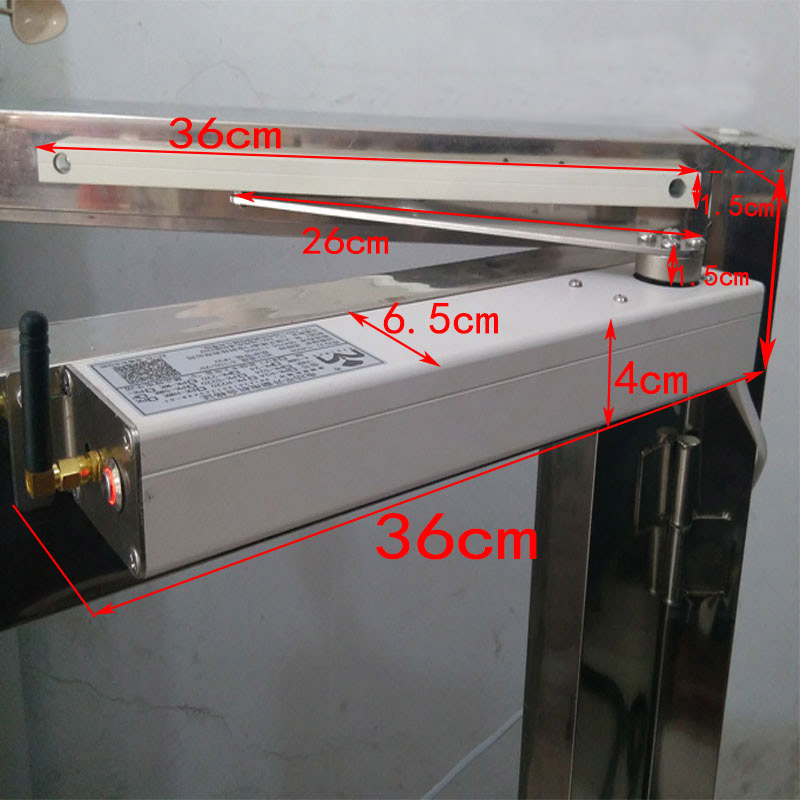 The Only Casement Motor In The Entire Network,suitable For Smart Home Systems Pet Cage Door Pet Fence All Swing Gate Openers