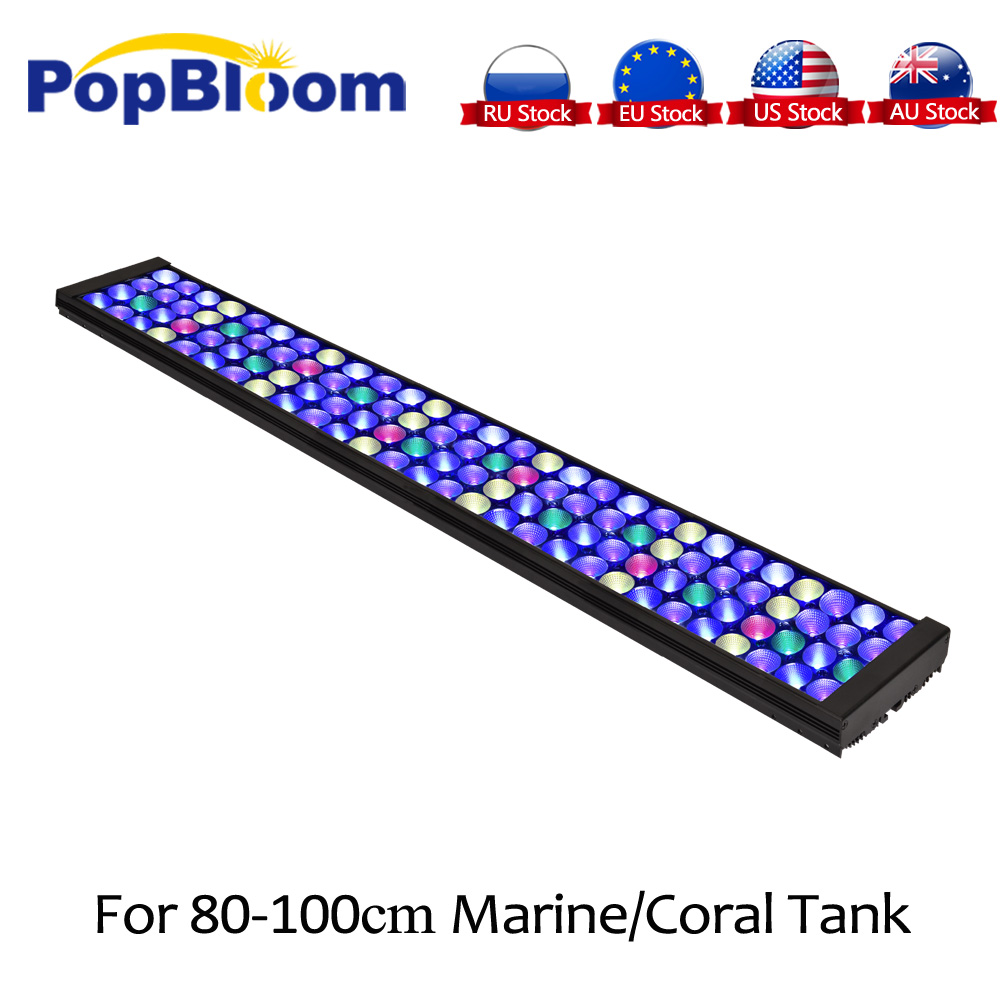UV Light Aquarium Reef Led RGB Night In A Plant Turing75
