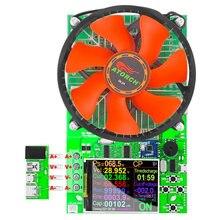 Dl24p medidor eletrônico da descarga 150w 200v 25a do verificador da capacidade da bateria de 4 fios
