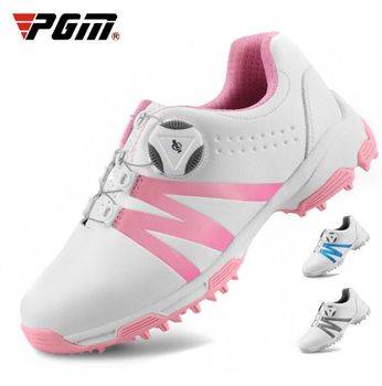 PGM new golf ladies sneakers waterproof non-slip sneakers shoes wild fashion shoes