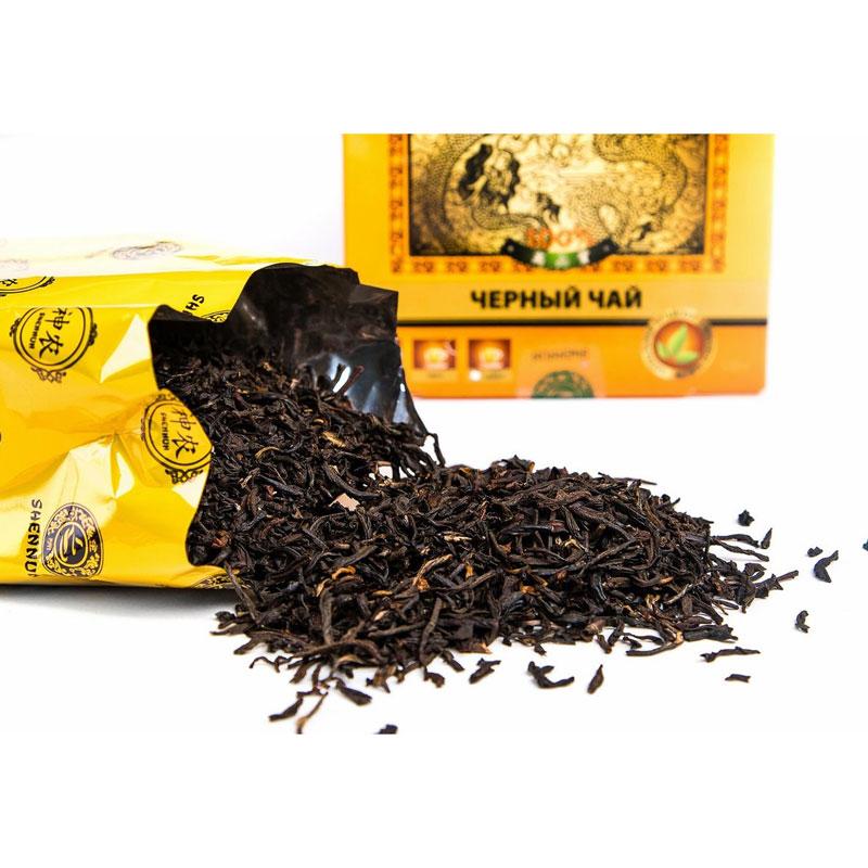 Tea black elite Chinese leaf Dian Hong 100g, promotional code 600 rub. 2 PCs