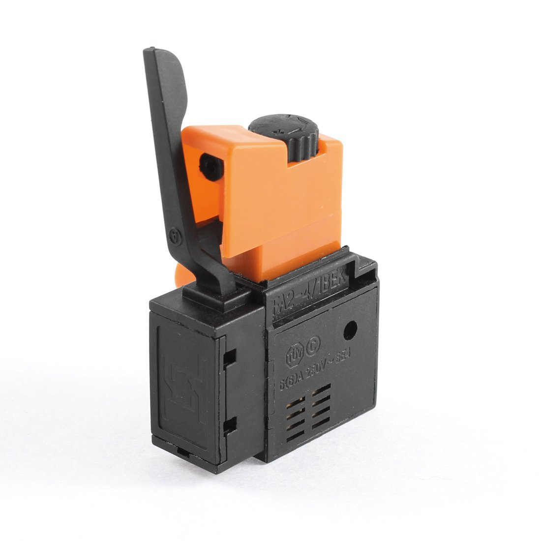 1PC AC 250V/4A <font><b>FA2</b></font>-<font><b>4</b></font>/<font><b>1BEK</b></font> Adjustable Speed Switch For Electric Drill Trigger Switches High Quality image