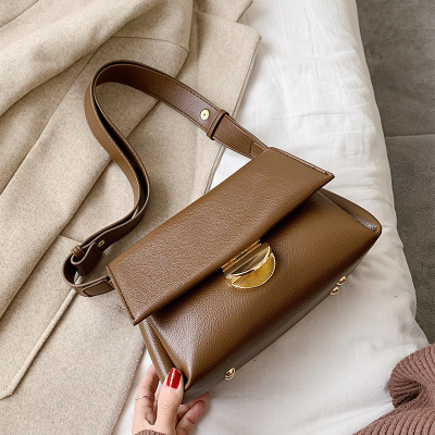 Luxury Fashion PU Leather Crossbody Bags For Women 2020 Luxury Quality Shoulder Messenger Bag Female Handbags And Purses