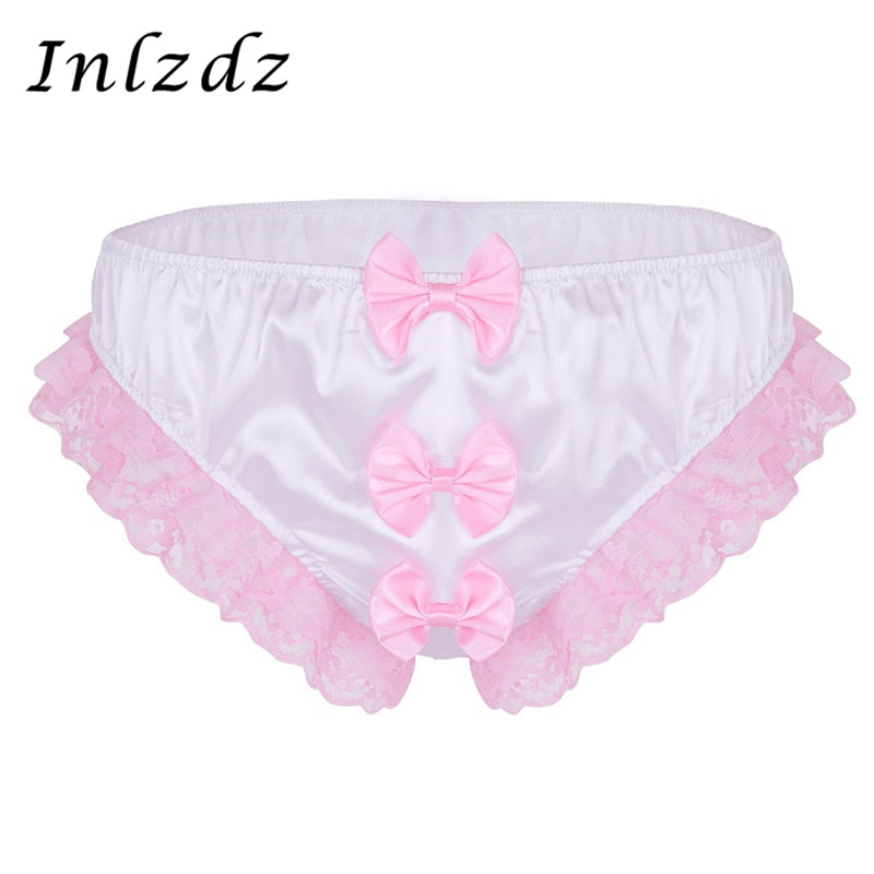 <font><b>Gay</b></font> Sissy Panties <font><b>Mens</b></font> <font><b>Underwear</b></font> Hot <font><b>Sexy</b></font> Lingerie Sex <font><b>Underwear</b></font> Thong G-string Stretchy Briefs <font><b>Shiny</b></font> Erotic Male Sissy Panties image