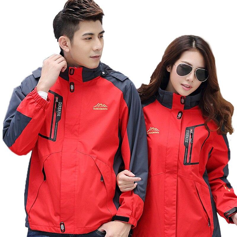 Fabricants en gros transfrontalier imperméable veste hommes et femmes automne simple couche mince-coupe-vent imperméable COUPLE'S Coat P