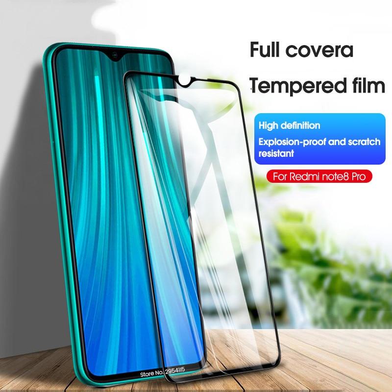 Redmi 8a vidro de proteção para redmi 8 xiaomi redmi note 8 capa de vidro temperado pro para xiaomi-redmi-note- 8-pro capa de filme de segurança