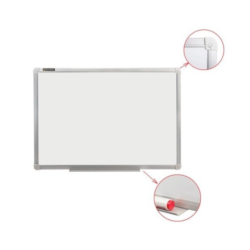 Board Magnetic Marker BRAUBERG, 100*150 Cm