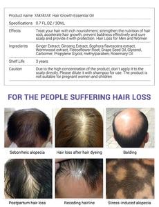 Image 4 - Haarverzorging Haargroei Essentiële Oliën Essentie Originele Authentieke 100% Haaruitval Vloeistof Gezondheidszorg Schoonheid Dichte Haargroei Serum