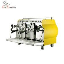 KC-11.2H,, коммерческая кофемашина, итальянский эспрессо, 2 группы, эспрессо, Кофеварка, машина для приготовления кафе