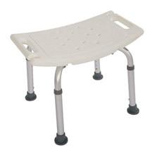 Banqueta do banheiro tamborete agachamento agachamento banco de toalete 7 engrenagens altura ajustável idosos crianças banheira cadeira de chuveiro assento