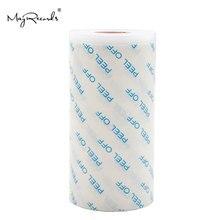 Gratis Verzending 10cmX10m Waterdichte Transparante Lijm Wondverband Medische Fixatie Tape Bandage