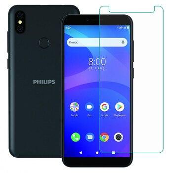 Перейти на Алиэкспресс и купить 2 шт для Philips S397 Закаленное стекло Защитная 2.5D Высокое качество для Philips S397 Защитная пленка для экрана