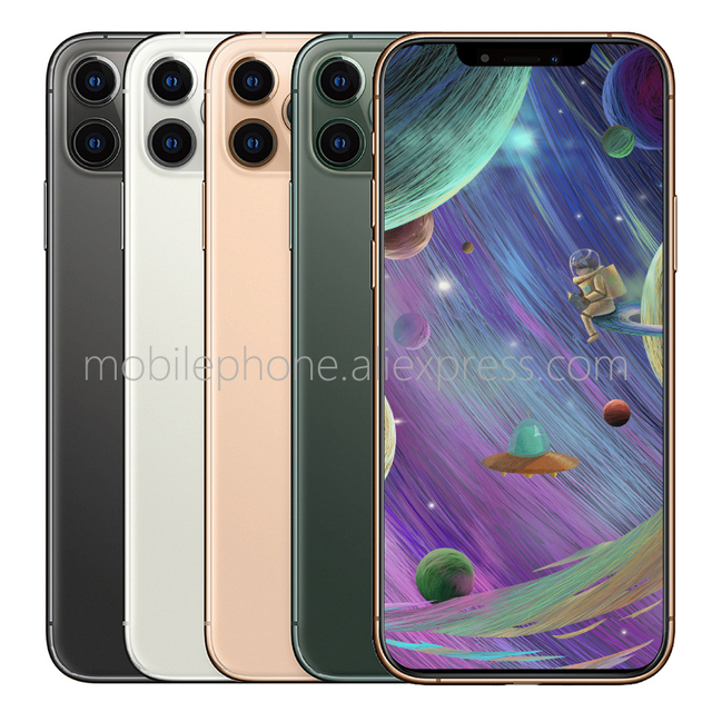 """Big Screen 6.5""""Inch Dual SIM 16.0M Camera Android Smartphone Face ID Unlocked Mobile Cell Phone Google Play Free Earphone Gift"""