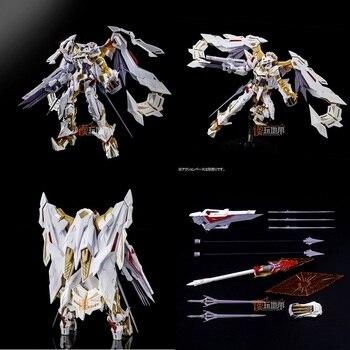 Original Gundam PB RG 1/144 Model ASTRAY GOLD FRAME AMATSU MINA Mobile Suit Kids Toys With Holder