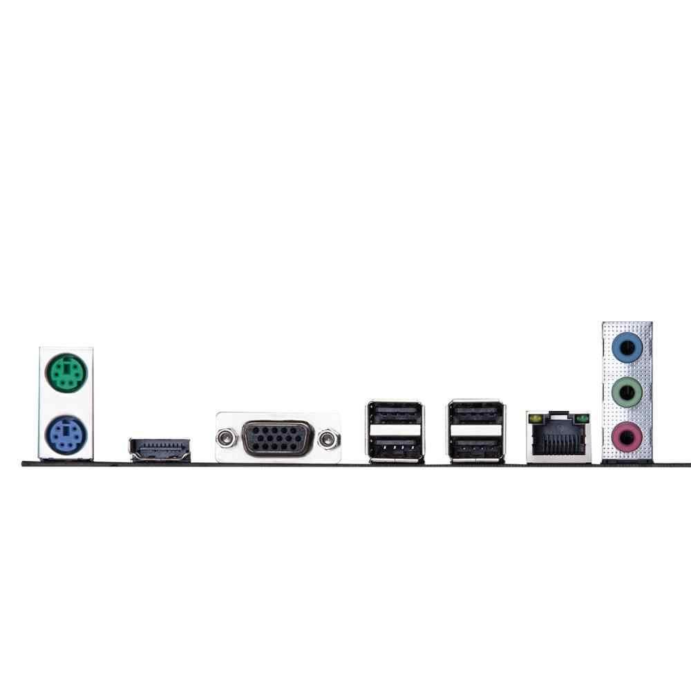HUANANZHI H61 برو LGA1155 اللوحة خصم M-ATX سطح اللوحة مع VGA HDMI ميناء RAM DDR3 2 قنوات 2 سنوات الضمان
