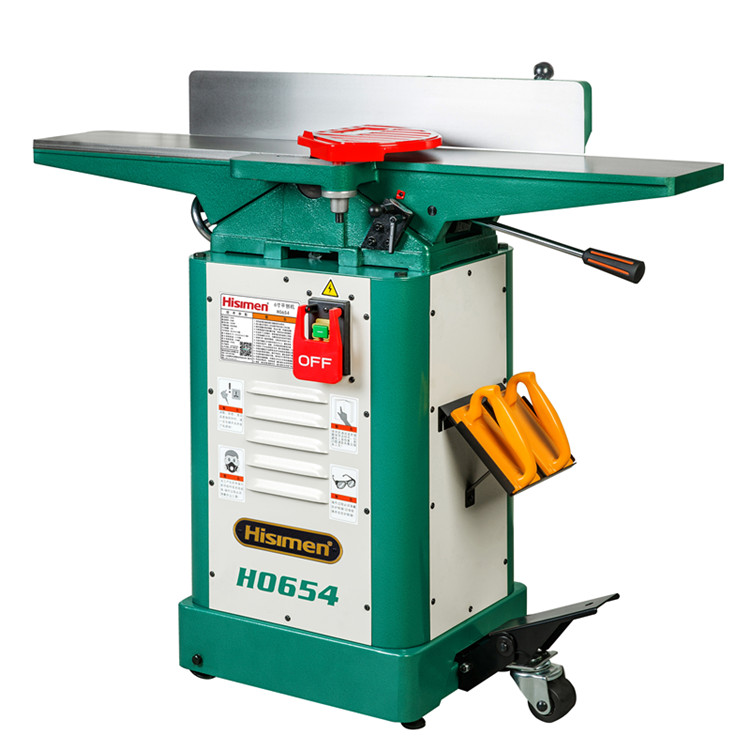 1250W 6 Inch Flat Planer H0654 Series Planer Electric Planer Woodworking Planer Straight Knife / Arc Knife