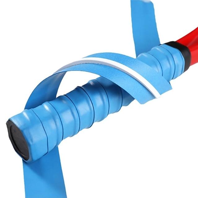 New Non-slip Tennis Racket PU Tennis Grip Sweat-absorbent Belt Badminton Grip Sports Sweat-absorbent Tennis Accessories 2020 5
