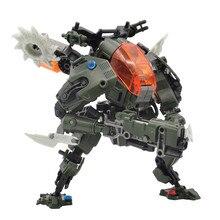 Rihio trasformatoin MM005 MM-005 parassiti Slash MK.2 1:60 assemblato Mech Action Figure Robot Model Collection giocattoli regali