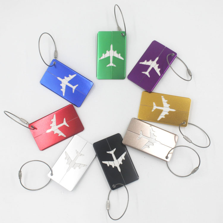 HJKL Bags Label-Straps Luggage-Tags Suitcase Accessores Rubber Gift Funky Cute Novelty