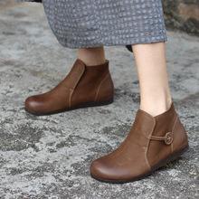 Buty damskie jesienne buty damskie 100 oryginalne skórzane damskie botki damskie buty jesienne obuwie damskie tanie tanio IMTER Prawdziwej skóry Skóra bydlęca ANKLE Pasuje mniejszy niż zwykle proszę sprawdzić ten sklep jest dobór informacji