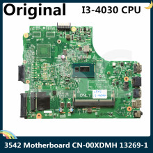 CPU CN-00XDMH 13269-1 Laptop Motherboard DELL for 3542 with I3-4030 Cn-00xdmh/00xdmh/0xdmh/..