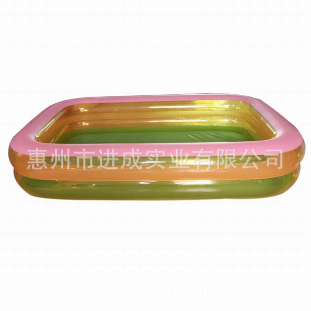 Manufacturers Direct Selling Newborns Learn Pool Set Baby Inflatable Swimming Pool Infants Color Transparent Inflatable