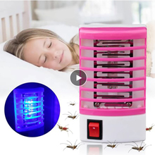 Sensor Mosquito Repellent Electronic Trap Mosquito Killer Lamps Electronic Trap Lighting Household Mosquito Pest Control Bulbs