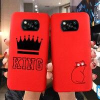Poco X3 NFC Weichen Fall Für Xiaomi Poco F2 Pro Fall Silicon Abdeckung Für Xiomi Redmi K30s Ultra S2 Gehen 6 5 Plus Hinweis 5A Prime 4X Fall