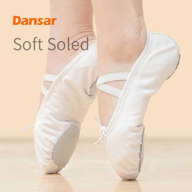Yoga Slippers Gym Ballet Dance Shoes