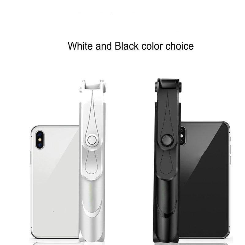 3 In 1 Selfie Stok Telefoon Statief Uitschuifbare Monopod Met Bluetooth Afstandsbediening Voor Smartphone Selfie Stok 5