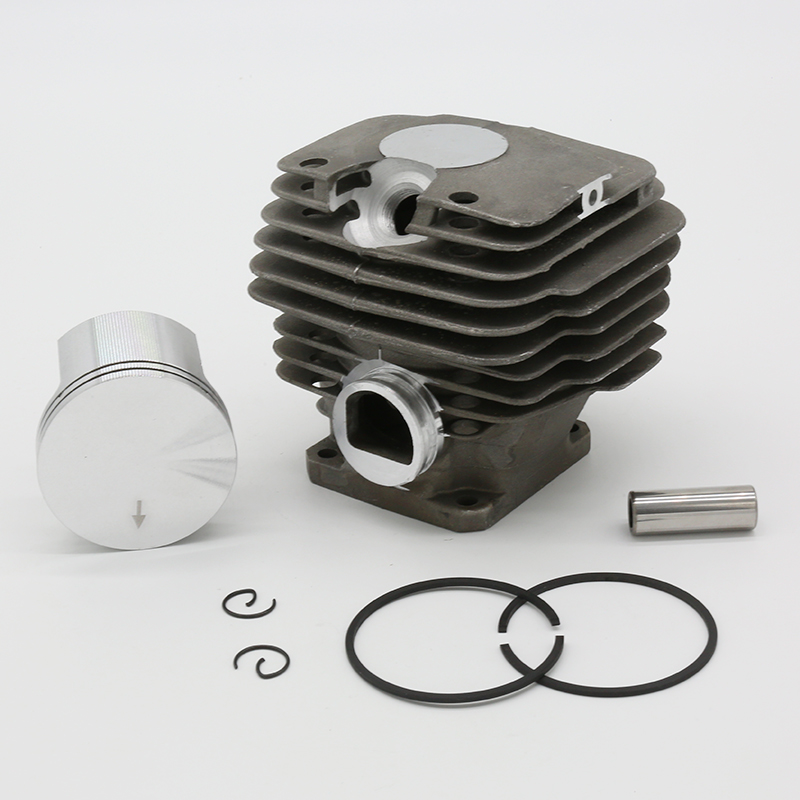 52mm Cylinder Piston Kit Fit For Stihl MS380 038 MS 380 Chainsaw Replacement Spare Parts