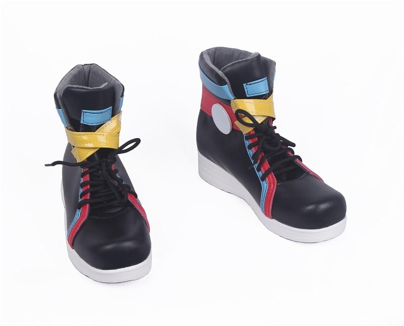 Купить с кэшбэком New Youtuber Kaguya Luna Cosplay Shoes Virtual Youtuber AI Channel Kaguyaluna Shoe Halloween Party Cosplay Shoes for Women