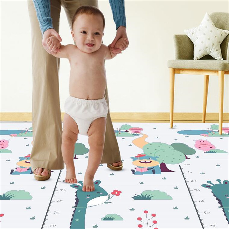H50593736e03845f5b7c5ade9c990f621G Kids Rug Puzzle Baby Crawling Play Mat Developing Mat Toys For Children's Mat Waterproof EPE Giraffe Eco-friendly Carpet Playmat