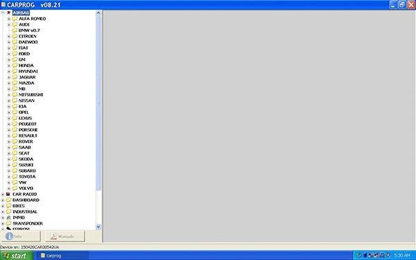 H505971ef9653464d8452a1820d6d9c9b8 Carprog V10.0.5 V8.21 Car Prog ECU Chip Tunning Car Repair Tool Carprog Programmer with All 21 Adapters Car Diagnostic Tool