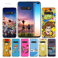 galaxy note Toy Story Case for Samsung Galaxy S10 5G S10e S9 S8 Plus S7 Note 10 8 9 J4 J6 2018 M30s M10s TPU Phone Coque Bags (1)
