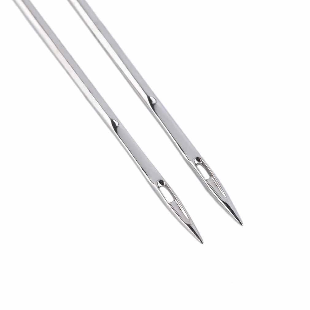 3 יח'\סט 2017 סופר להתמודד כפול תאום מחט גודל 2mm/3mm/4mm מחטי מכונת תפירה כלי ערכת פופולרי חדש