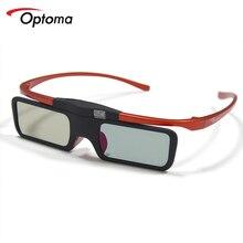 Lunettes 3D Optoma obturateur actif lunettes 3D rechargeables pour projecteur BenQ Acer Optoma JmGo XGIMI Xiaomi