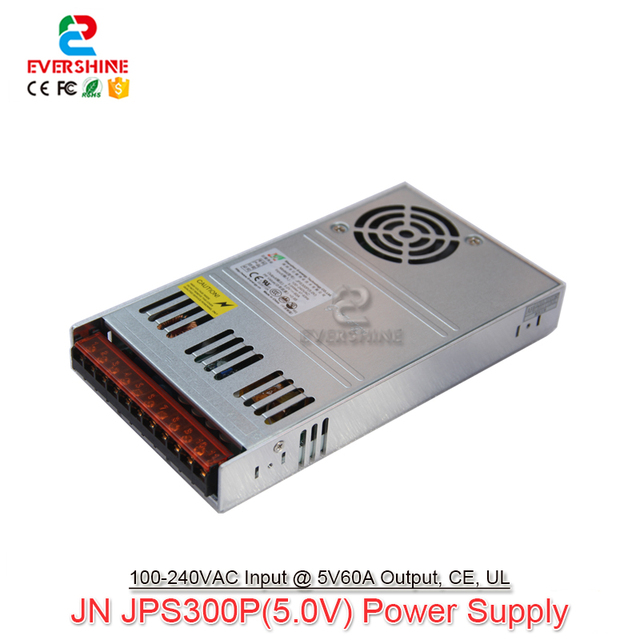 JPS300P 5.0V 60A Led Scherm Speciale Voeding 300W Led Stroomvoorziening