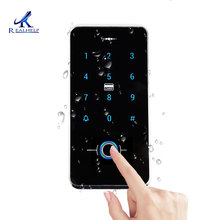 Biometric Reader Access-Control Fingerprint Outdoor Gate-Automation-Systems IP65 Ic-Card