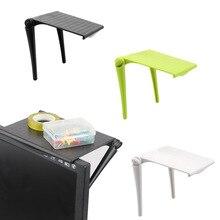 Storage-Shelf Desk-Organizer Desktop Folding Home Clip Creative